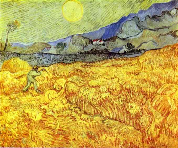 Vincent Van Gogh Letter